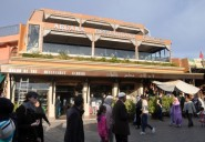 إعادة فتح مقهى أركانة بمراكش بعد أربع سنوات من الحداد