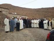 تنغير: احمد صدقي في دوار تولوالت لمدارسة اشكاليات المنطقة
