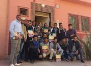""""""" صوت الشباب المغربي """" موضوع دورة دورة تكوينية بزاكورة"""
