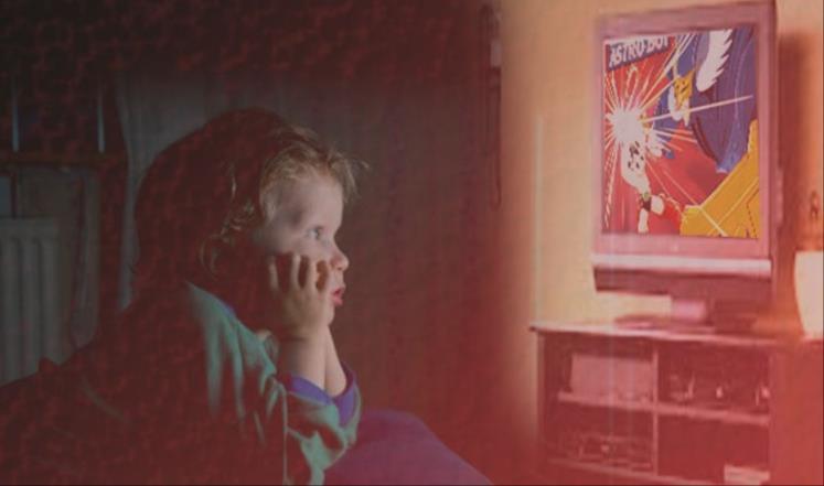 دراسة : مشاهدة التلفاز الطويلة تعرض الصغار للاكتئاب