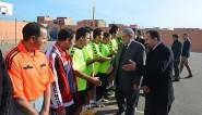 فريق تنغير للتعليم يفوز بالبطولة الجهوية الأولى لكرة القدم المصغرة