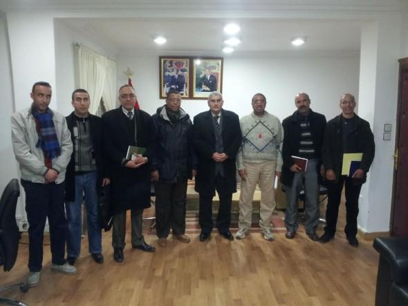 تنغير : إعلان تأسيس جمعية بناء مسجد