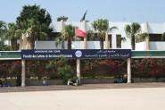 طلبة الدراسات الأمازيغي بأكادير يحتجون على تزامن الامتحانات مع رأس السنة الأمازيغية الجديدة 2966.