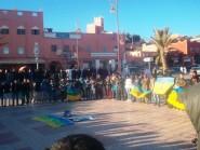 الحركة الأمازيغية بتنغير تحتج يوم الجمعة المقبل بساحة البريد لهذه الأسباب