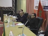 تنغير: المفكر حسن أوريد في ندوة علمية من أجل مغرب فاعل في محيطه الإقليمي و الدولي