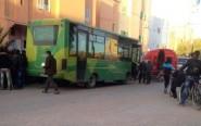 حافلة للنقل الحضري بالرشيدية تدهس راجلا في عقده الخامس