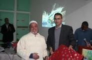 الخميس دادس : ثانوية عبد الكريم الخطابي تكرم  السيد عمر عبروش بمناسبة تقاعده