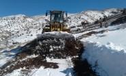 تنغير:السلطات الاقليمية تسخر 8 اليات لازاحة الثلوج بمنطقة اوزيغيمت