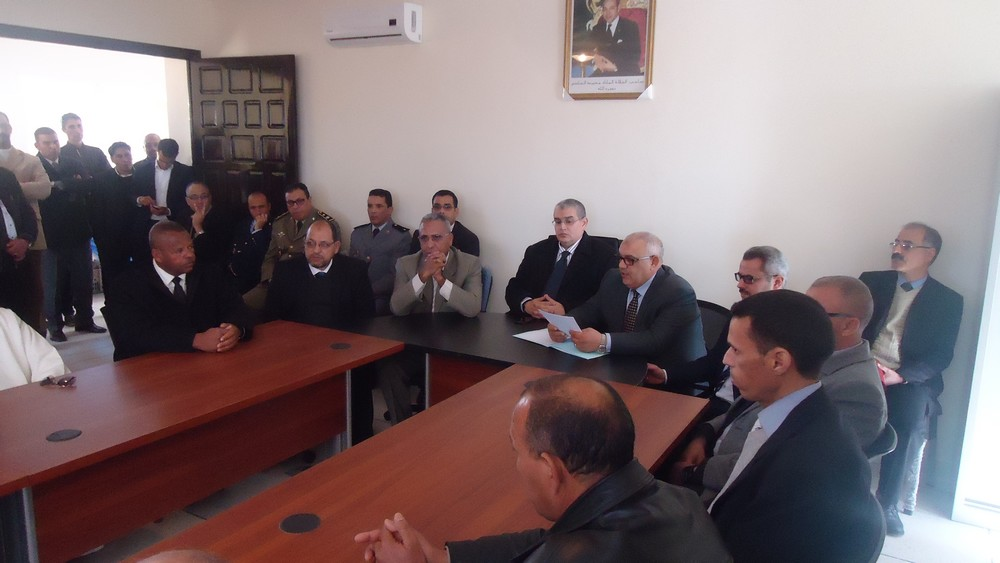 تنغير: تدشين مقر النيابة الاقليمية للتربية والتكوين وتنصيب خالد فتاح نائب جديد.