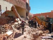 """تنغير :من المسؤول عن محاولة طمس ملف مشروع الترميم بعد حادث إنهيار حائط مسجد """"الكدية"""" ؟"""