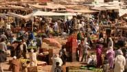 تنغير : لحظة إلقاء القبض على لص في السوق الأسبوعي