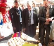 تنغير : جمعية بوكافر بالنيف تخلد الذكرى الثالثة والثمانين لمعركة بوكافر الخالدة