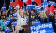 كلينتون تفوز بانتخابات كارولينا الجنوبية التمهيدية