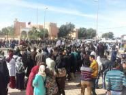 قوات الأمن تفرّق مسيرة احتجاجية للأساتذة المتدربين بالريصاني.