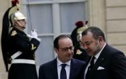الملك محمد السادس يلتقي الرئيس الفرنسي في قصر الإليزي الأربعاء القادم