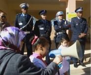 تنغير : هكذا احتفلت مدرسة المختار السوسي باليوم العالمي للسلامة الطرقية