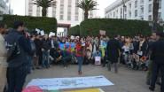 """بيان وتوضيح صادر عن احتجاج الأمازيغ لنصرة الشهيد """"إزم"""" أمام البرلمان يوم الأحد 31 يناير"""