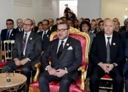 الملك محمد السادس يزور القنصلية العامة للمملكة بأورلي