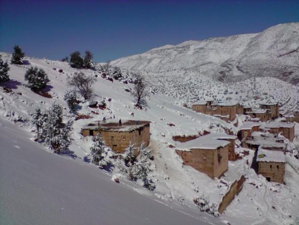 وزارة الداخلية تستنفر مصالحها لمواجهة موجة البرد (بلاغ)