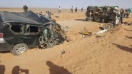 قتيلة وجرحى في حادثة سير خطيرة قرب قصر تازولايت بامصيسي التابعة لإقليم تنغير
