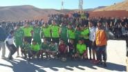 تنغير : جمعية ايت ايحيا لألعاب القوى تضرب بقوة في التصنيف الوطني العام للأندية