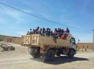 فيديو : بديل النقل المدرسي بنواحي مصيصي يتسبب في حادثة سير خطيرة