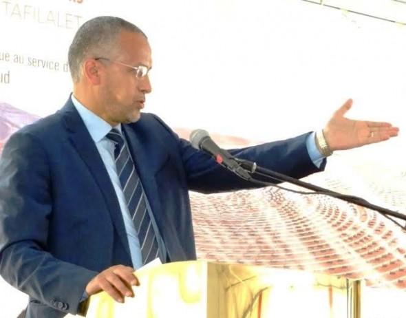 كما جرت العادة …الشوباني يهدد ناشري خبر رفض وزارة الداخلية لميزانية جهة درعة تافيلالت