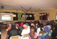 تلاميذ ثانوية ابراهيم بن الادهم بتنغير يبدعون في يوم التراث