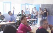 "تنغير: جمعية ""enfants des oasis sud"" في عمل تطوعي ب م م صغرو 2 بتكرنة ألنيف"