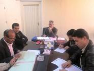 نقابيات: ج.وت فرع بومالن دادس في لقاء مع المدير الإقليمي لوزارة التربية الوطنية.