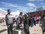 تنغير: المديرية الإقليمية تنظم  البطولة الإقليمية لألعاب القوى
