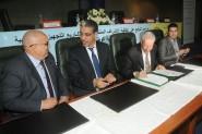 توقيع اتفاقية شراكة بين الأكاديمية الجهوية للتربية والتكوين والمديرية الجهوية للتجهيز والنقل واللوجستيك بجهة درعة تافيلالت
