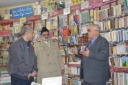 مدير أكاديمية جهة درعة تافيلالت يواصل جوالاته الميدانية  .