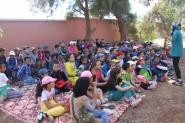 انطلاق فعاليات الأيام الربيعية لطفولة شمس بورزازات