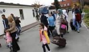 ألمانيا تتوقع إنفاق 105 مليارات دولار على اللاجئين