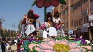 مهرجان الورود54 … موكب ملكة الورد مناسبة لإستحضار الموروث الثقافي الذي تمتاز به  واحتي  مكونة و دادس.