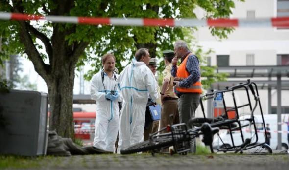 قتيل وجرحى بهجوم على محطة قطارات بألمانيا