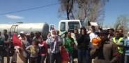 فيديو: الماء الصالح للشرب يخرج ساكنة دواوير ألنيف في مظاهرة احتجاجية