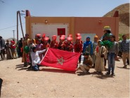 تنغير:مؤسسة أسلمد للتعليم الخاص تدخل الفرحة لأكثر من 50 عائلة بإغيل نمكون