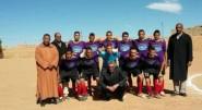 مهرجان الورود: نادي شباب بلدية قلعة مكونة يتأهل لنهاية الدوري الإقليمي
