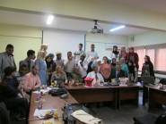 مراكش:طلبة بكلية الآداب يكرمون أساتذتهم