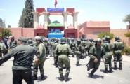 اعتقالات وأزيد من 20 مصاب في صفوف طلبة الحي الجامعي بمراكش