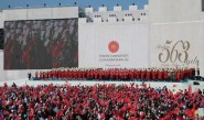 احتفالات ضخمة بإسطنبول بذكرى فتح القسطنطينية