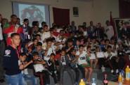 بومالن دادس: الإحتفاء بأبطال المغرب في رياضة الطاي بوكسينغ تنّين السلام.
