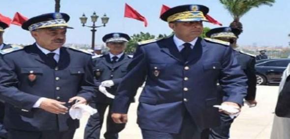 المديرية العامة للأمن الوطني تنفي استخدام  القوة في تفريق متجمهرين بالحسيمة الأربعاء الماضي