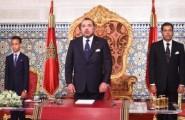 الملك محمد السادس يلقي خطابا ساميا للأمة على هامش…