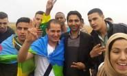 """توقيع كتاب """"الطريق الى تمازغا"""" للمعتقل السياسي السابق """"مصطفى أوساي"""" على قناة تمازيغت."""
