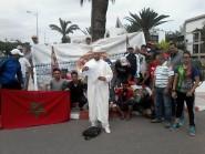 أكادير: السجناء السابقون يطالبون بحقهم في التشغيل والتغطية الصحية