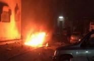 قتلى في تفجيرين بالمسجد النبوي وآخر بالقطيف (فيديو وصور)