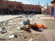 تنغير : نظافة السوق مطلب حضاري.. والمحافظة عليه مسؤولية الجميع